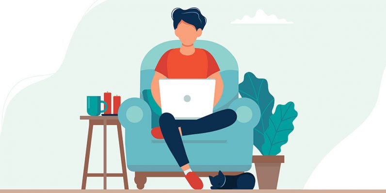 kiếm tiền trong thời gian rảnh: Freelancer