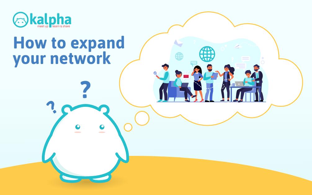 Những cách thức để mở rộng Networking hiệu quả