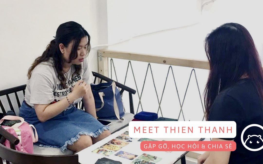 Thiên Thanh – 1 Tarot Reader kiêm giáo viên Tiếng Anh
