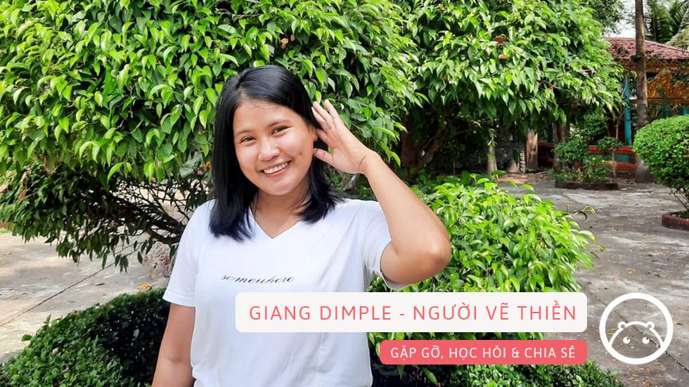 Giang Dimple – Một người lắng nghe hạnh phúc