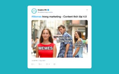 Meme – miếng content đắt giá của Marketing thời đại số? (Phần 1)