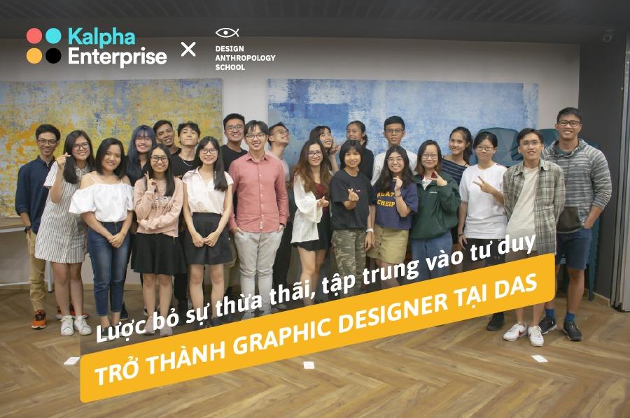 Học thiết kế đồ họa tại DAS – Hướng đi cho người trái ngành