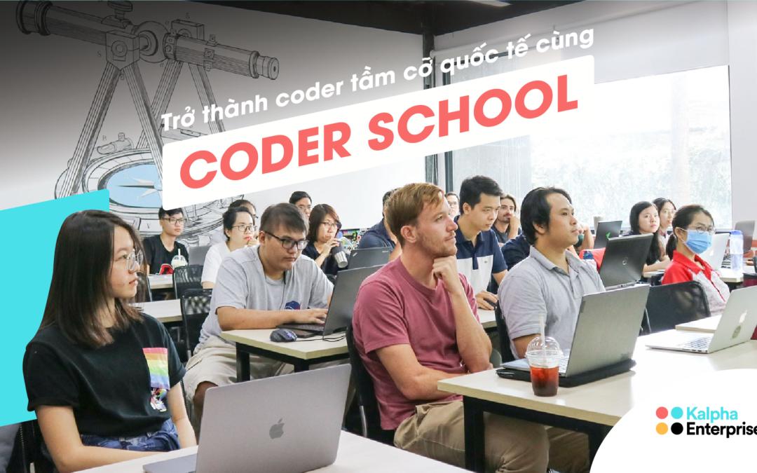 CoderSchool – Đây có phải là nơi học coding dành cho bạn?