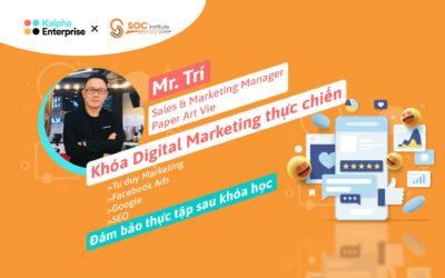 Digital Marketing – Bước chuyển đổi số tất yếu của thời đại